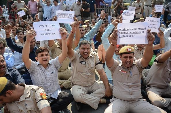 INDIA-CRIME-JUSTICE-PROTEST